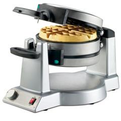 The Double Belgian Waffle Maker