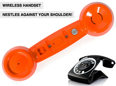 Sagemcom Sixty Cordless Telephone [nestle in for the night]
