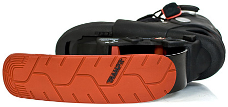 TRAMP-It Jump Shoes [spring out soles]