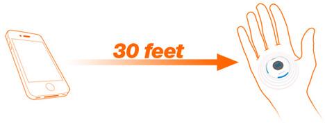 ZOMM Wireless Leash [30 feet = bleep bleep]