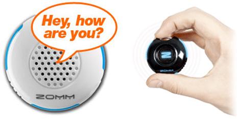 ZOMM Wireless Leash [it SPEAKS...but don't panic]