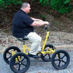 RhoadesCar ComfortRide Bike Car